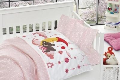 Детское постельное белье  Bambu Bebek Sleeper Pembe