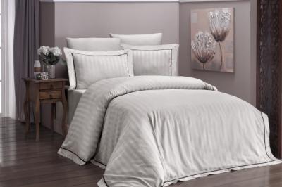 Евро комплект постельного белья Satin Deluxe   Kum   (DLX-16)