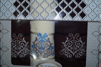 Набор махровых полотенец Gulcan ( 3 шт. )
