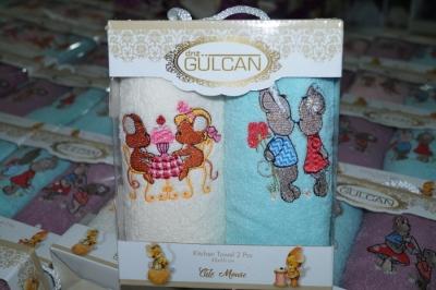 Набор детских кухонных полотенец  Kitche Towel