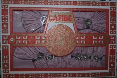 Скатерть Kazibe 160х220