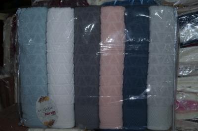Набор махровых полотенец Cestepe  Lux VIP Coton  ( 6 шт. )