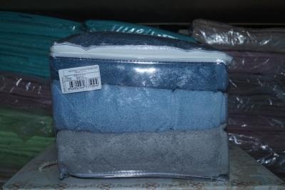 Набор махровых полотенец Cestepe Premium ( 3 шт. )