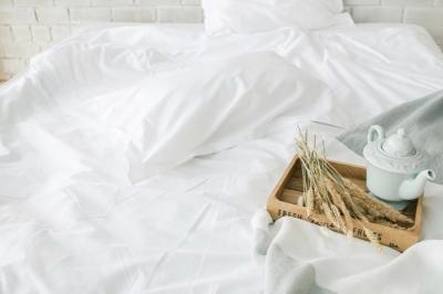 Семейный комплект постельного белья Бязь Голд