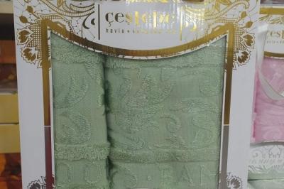 Набор махровых полотенец Cestepe ( 2 шт. ) 64