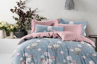 """Ткань для постельного белья  Бязь """"Cold Lux"""" Код 004"""