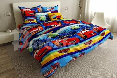 """Ткань для постельного белья  Бязь """"Cold Lux"""" Код 012"""